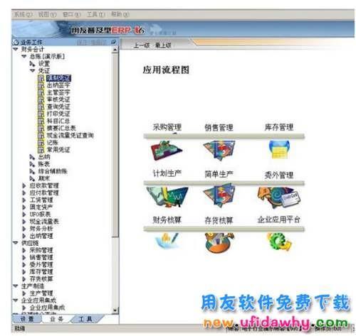用友T6中小企业管理软件V3.3试用版免费下载